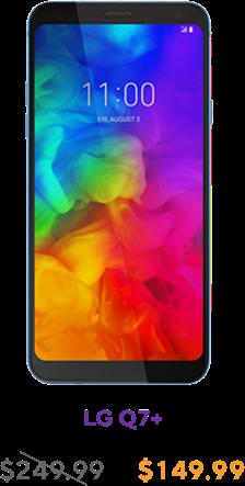 LG Q7+ de Metro by T-Mobile