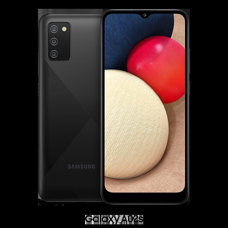 Elsmartphone Samsung Galaxy A02s.