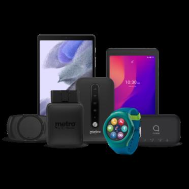Dispositivos conectados deMetro