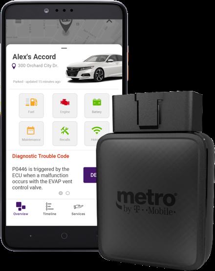 MetroSMART Ride de Metro by T-Mobile