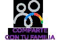 Google One ofrece la opción para compartir con la familia. Metro by T-Mobile.