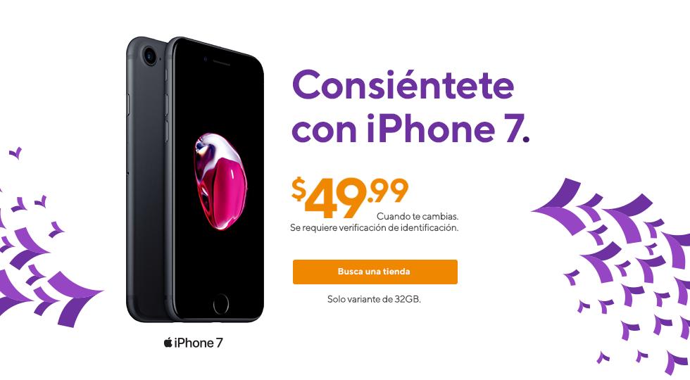 iPhone 6S de MetroPCS