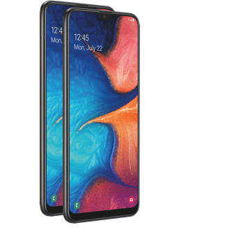 Samsung Galaxy A20 de Metro by T-Mobile