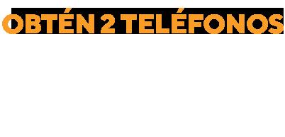 Obtén 2 teléfonos Samsung gratis cuando te cambias a Metro by T-Mobile
